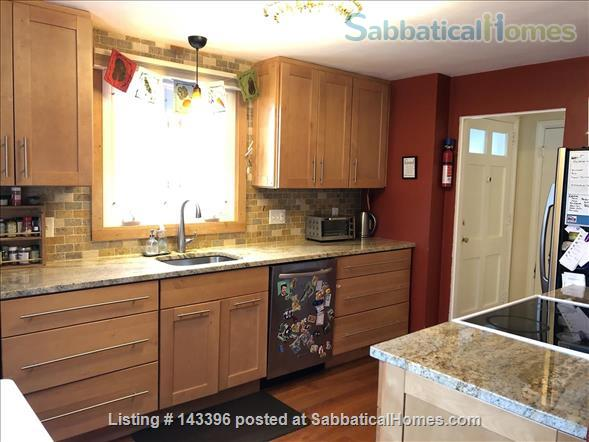 Cape Cod comfort near the Five Colleges - August 2021 move in Home Rental in Easthampton, Massachusetts, United States 0