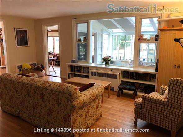 Cape Cod comfort near the Five Colleges - August 2021 move in Home Rental in Easthampton, Massachusetts, United States 2