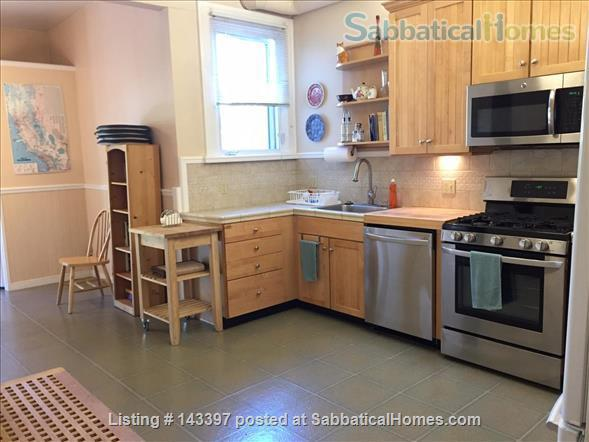 Traditional Victorian Flat in quiet neighborhood  Home Rental in San Francisco, California, United States 2