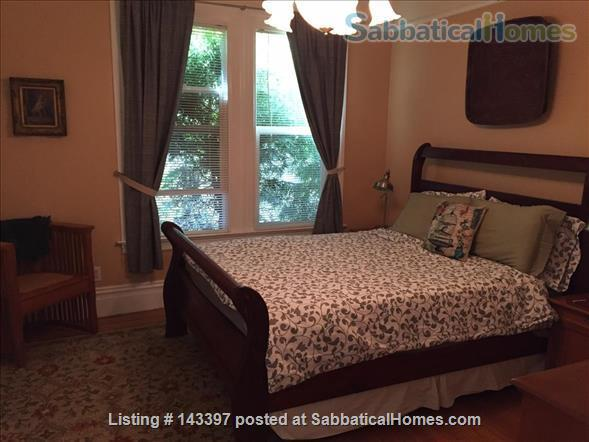 Traditional Victorian Flat in quiet neighborhood  Home Rental in San Francisco, California, United States 4