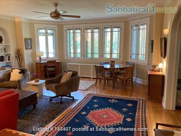 The Arnold: Mid Century Elegance in Evanston Illinois Home Rental in Evanston, Illinois, United States 3