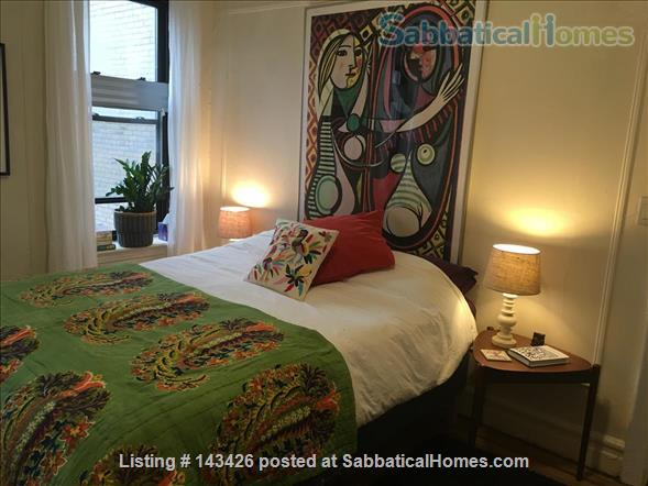 ONLY 4 SPRING '22: Spacious One Bedroom in Pre-War Building Next to Botanical Garden Home Rental in Brooklyn, New York, United States 1