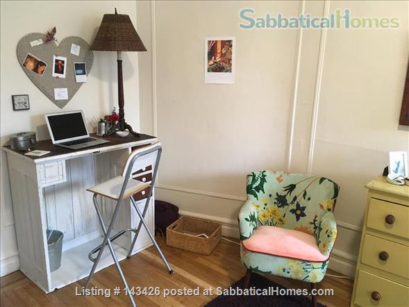 ONLY 4 SPRING '22: Spacious One Bedroom in Pre-War Building Next to Botanical Garden Home Rental in Brooklyn, New York, United States 0