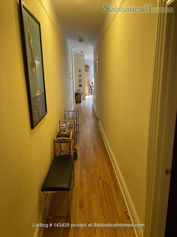 sunny 2br apartment 3 blocks from Columbia campus Home Rental in New York, New York, United States 9