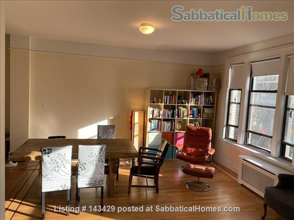 sunny 2br apartment 3 blocks from Columbia campus Home Rental in New York, New York, United States 0