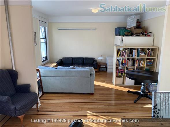 sunny 2br apartment 3 blocks from Columbia campus Home Rental in New York, New York, United States 2