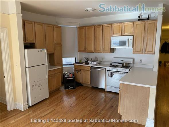 sunny 2br apartment 3 blocks from Columbia campus Home Rental in New York, New York, United States 3