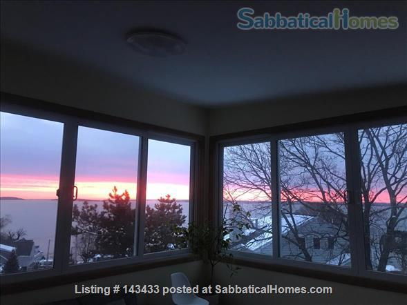 Just south of Boston, LARGE Modern, mid-Century Modern Spectacular Views! Home Rental in Quincy, Massachusetts, United States 1