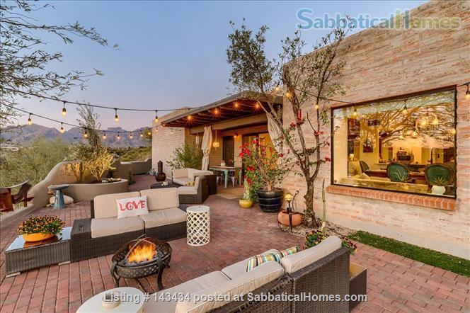 Desert Sunlight Home Rental in Tucson, Arizona, United States 9