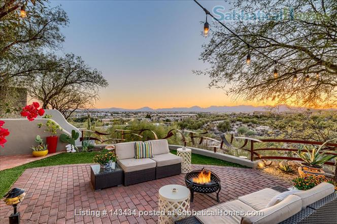 Desert Sunlight Home Rental in Tucson, Arizona, United States 8