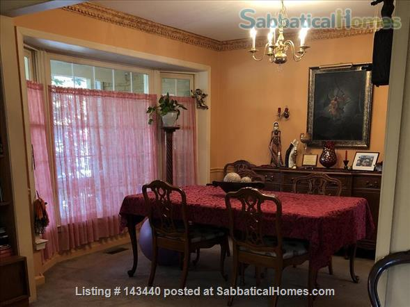 Peaceful Sunny Suburban Washington DC Escape - close to Metro Home Rental in Silver Spring, Maryland, United States 0