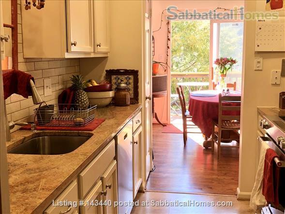 Peaceful Sunny Suburban Washington DC Escape - close to Metro Home Rental in Silver Spring, Maryland, United States 4