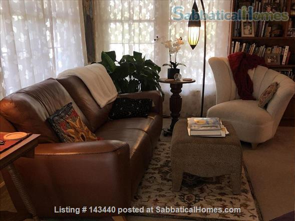 Peaceful Sunny Suburban Washington DC Escape - close to Metro Home Rental in Silver Spring, Maryland, United States 5