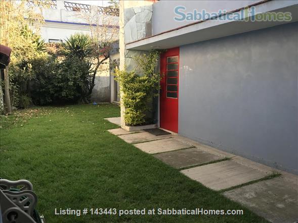 Spacious 1 floor house for a Fall 21 semester Home Rental in Mexico City, CDMX, Mexico 6