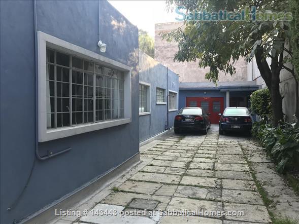 Spacious 1 floor house for a Fall 21 semester Home Exchange in Mexico City, CDMX, Mexico 7