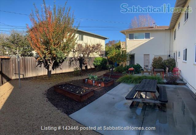 Close to Stanford and Very Cute - 1 bedroom / 1 bath - Sunny Backyard Home Rental in Menlo Park, California, United States 0