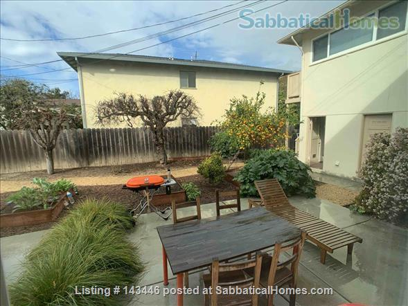 Close to Stanford and Very Cute - 1 bedroom / 1 bath - Sunny Backyard Home Rental in Menlo Park, California, United States 3