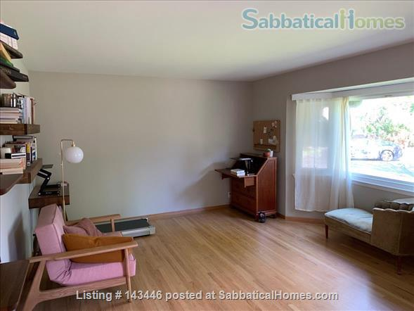 Close to Stanford and Very Cute - 1 bedroom / 1 bath - Sunny Backyard Home Rental in Menlo Park, California, United States 4