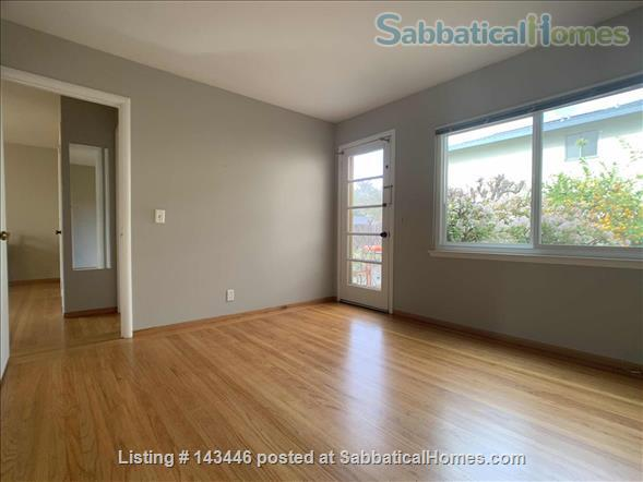 Close to Stanford and Very Cute - 1 bedroom / 1 bath - Sunny Backyard Home Rental in Menlo Park, California, United States 6