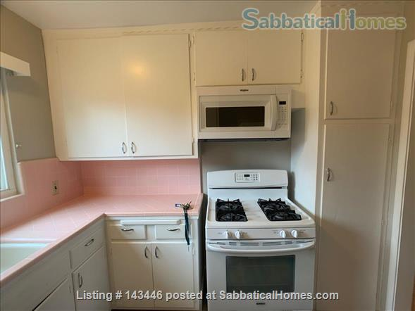 Close to Stanford and Very Cute - 1 bedroom / 1 bath - Sunny Backyard Home Rental in Menlo Park, California, United States 7