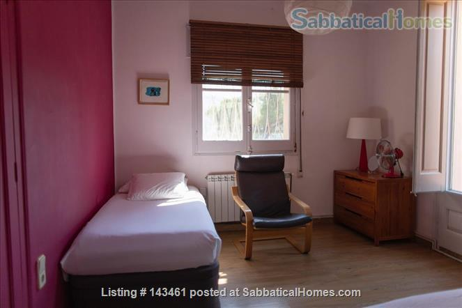 Beautiful house in Barcelona surrounded  by nature Home Rental in Barcelona, Catalunya, Spain 4