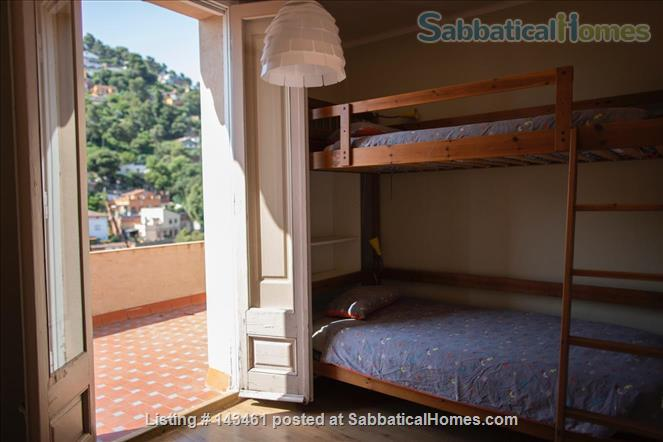 Beautiful house in Barcelona surrounded  by nature Home Rental in Barcelona, Catalunya, Spain 5