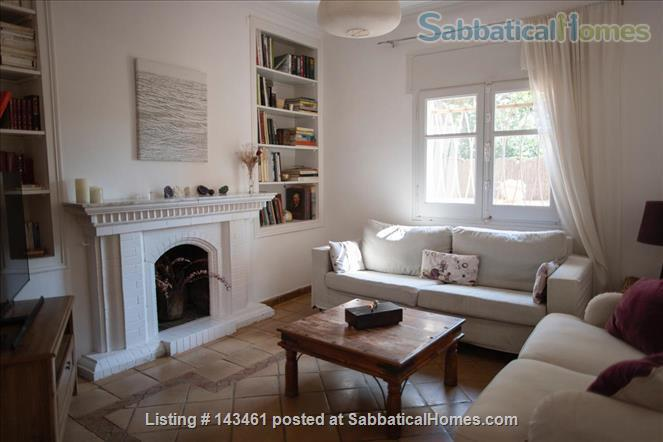 Beautiful house in Barcelona surrounded  by nature Home Rental in Barcelona, Catalunya, Spain 7