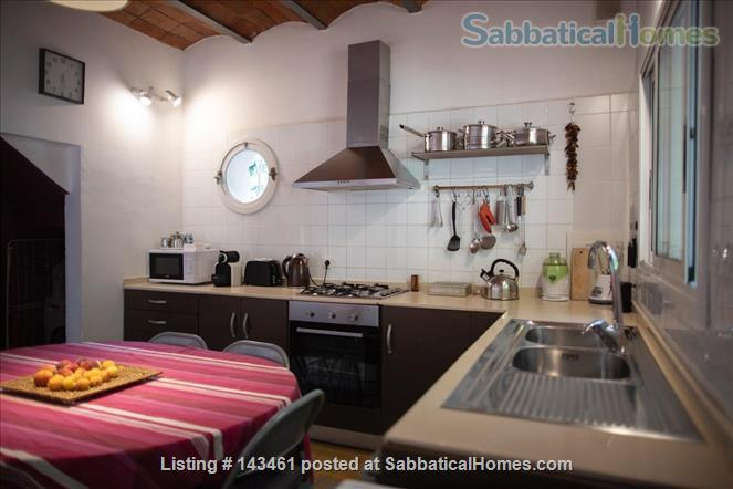Beautiful house in Barcelona surrounded  by nature Home Rental in Barcelona, Catalunya, Spain 8