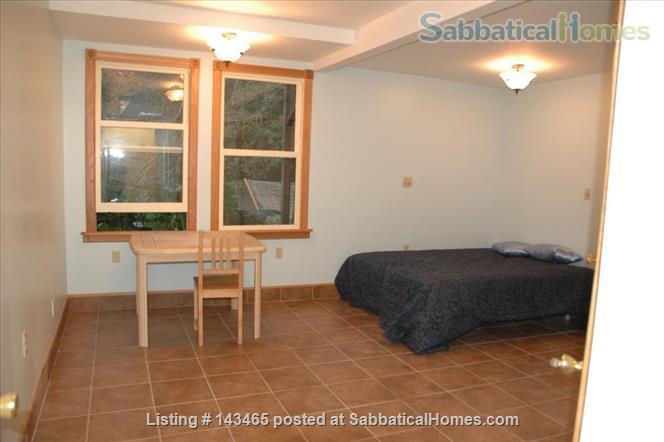 Berkeley Garden flat on Strawberry Creek Home Rental in Berkeley, California, United States 3