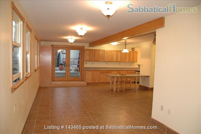 Berkeley Garden flat on Strawberry Creek Home Rental in Berkeley, California, United States 7