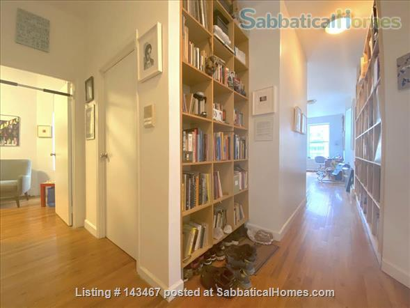 Home to rent: Spacious 2-BR in Central Harlem, w/ shared gym, laundry, and back patio! Home Rental in New York, New York, United States 1