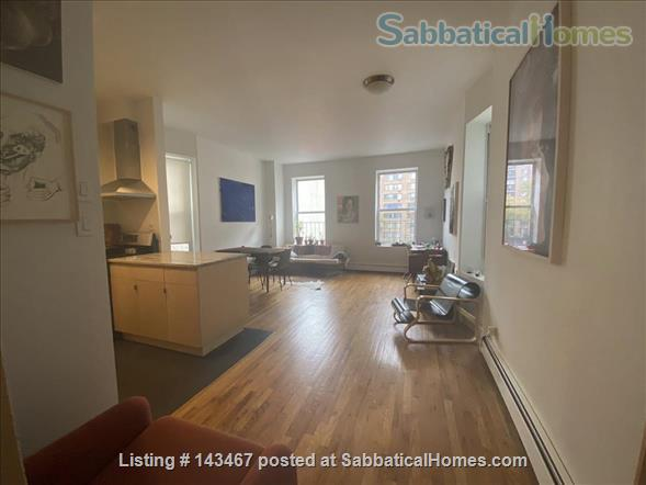 Home to rent: Spacious 2-BR in Central Harlem, w/ shared gym, laundry, and back patio! Home Rental in New York, New York, United States 0