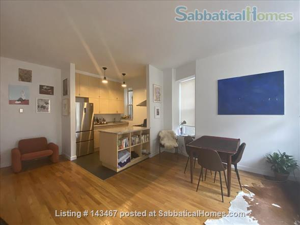 Home to rent: Spacious 2-BR in Central Harlem, w/ shared gym, laundry, and back patio! Home Rental in New York, New York, United States 2