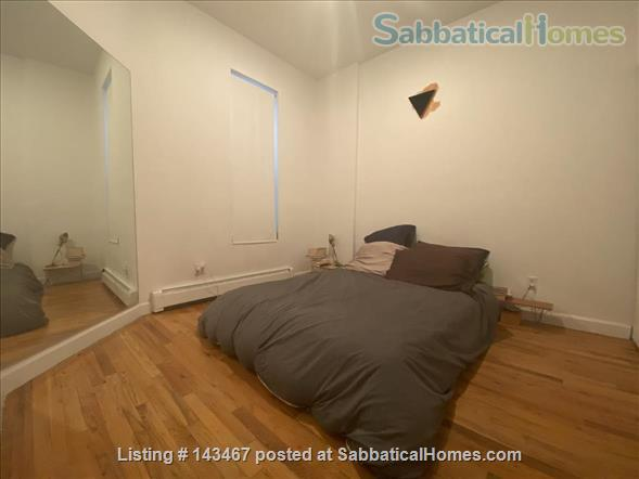 Home to rent: Spacious 2-BR in Central Harlem, w/ shared gym, laundry, and back patio! Home Rental in New York, New York, United States 3