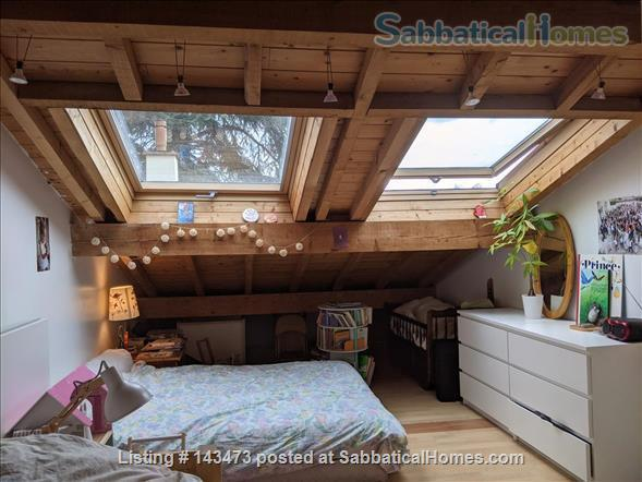 Peaceful, Spacious, Bright, 4-BedRoom, 2-BathRoom and Furnished House with Beautiful Views on the French Alps (Grenoble area) Home Exchange in Saint-Ismier, Auvergne-Rhône-Alpes, France 4