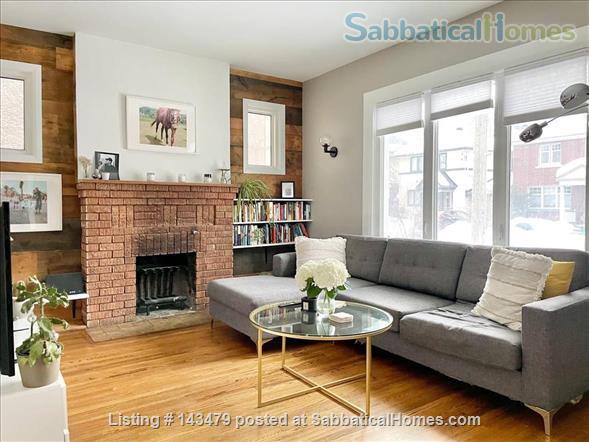 Character home in the heart of Ottawa, Canada, close to Ottawa U and Carleton Home Rental in Ottawa, Ontario, Canada 2