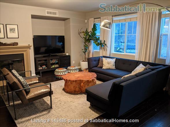 UCI campus house, spacious  w/outdoor space Home Rental in Irvine, California, United States 4