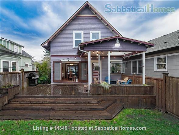 Inner SE Portland Classic Victorian  Home Rental in Portland, Oregon, United States 0
