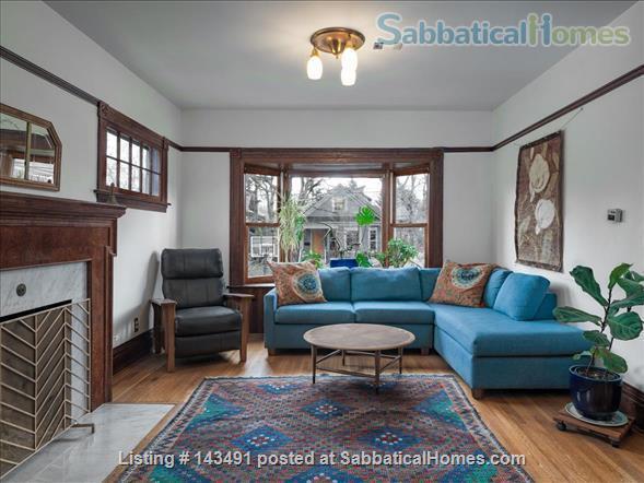 Inner SE Portland Classic Victorian  Home Rental in Portland, Oregon, United States 3