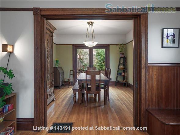 Inner SE Portland Classic Victorian  Home Rental in Portland, Oregon, United States 4