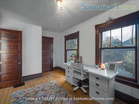 Inner SE Portland Classic Victorian  Home Rental in Portland, Oregon, United States 8