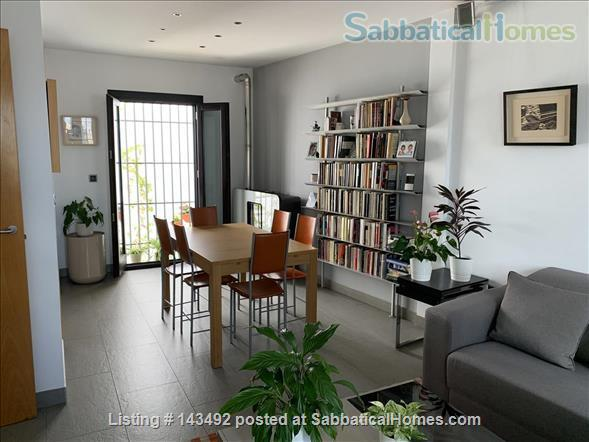 4 bedroom lovely and spacious house in the Albaicin with wiews  and a cave Home Rental in Granada, Andalucía, Spain 2