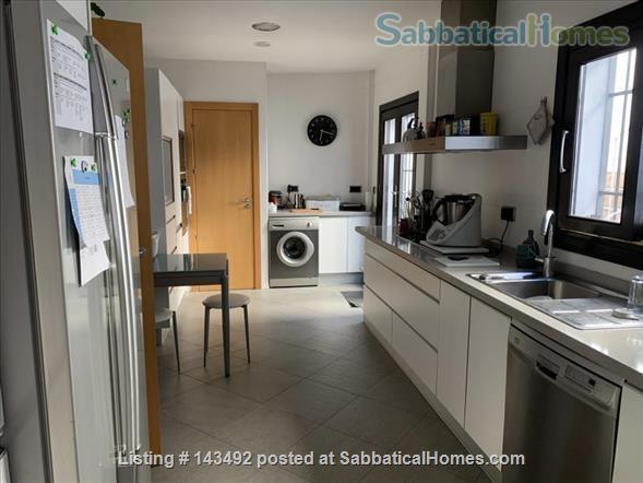 4 bedroom lovely and spacious house in the Albaicin with wiews  and a cave Home Rental in Granada, Andalucía, Spain 1