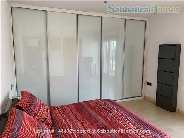 4 bedroom lovely and spacious house in the Albaicin with wiews  and a cave Home Rental in Granada, Andalucía, Spain 6