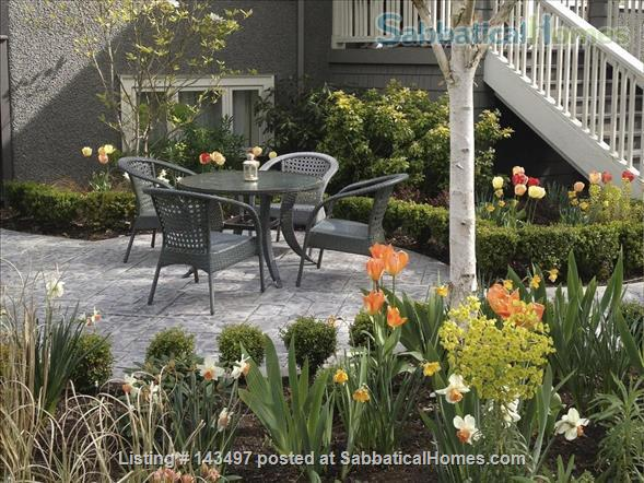2 bedroom garden suite in Kitsilano, near UBC Home Rental in Vancouver, British Columbia, Canada 9
