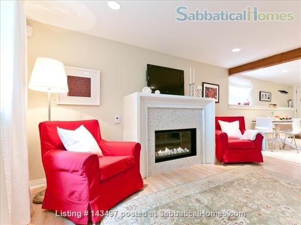 2 bedroom garden suite in Kitsilano, near UBC Home Rental in Vancouver, British Columbia, Canada 1
