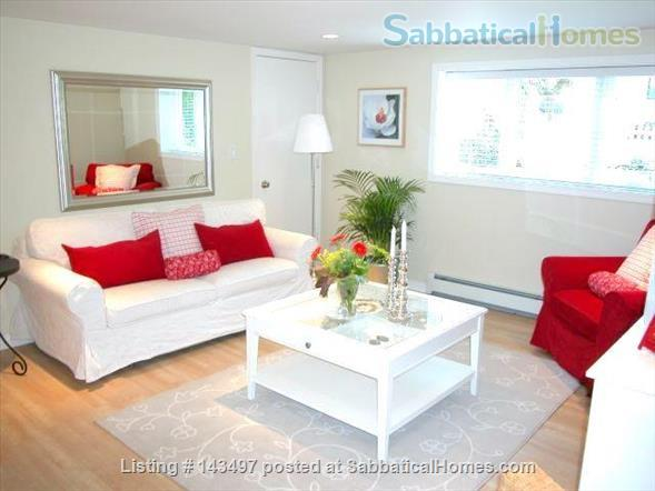 2 bedroom garden suite in Kitsilano, near UBC Home Rental in Vancouver, British Columbia, Canada 0