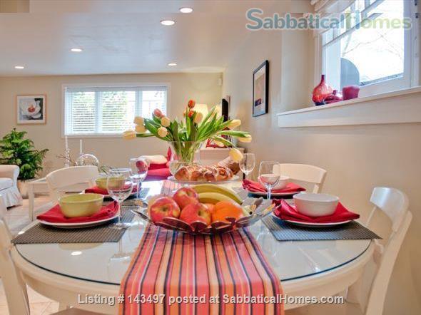 2 bedroom garden suite in Kitsilano, near UBC Home Rental in Vancouver, British Columbia, Canada 3