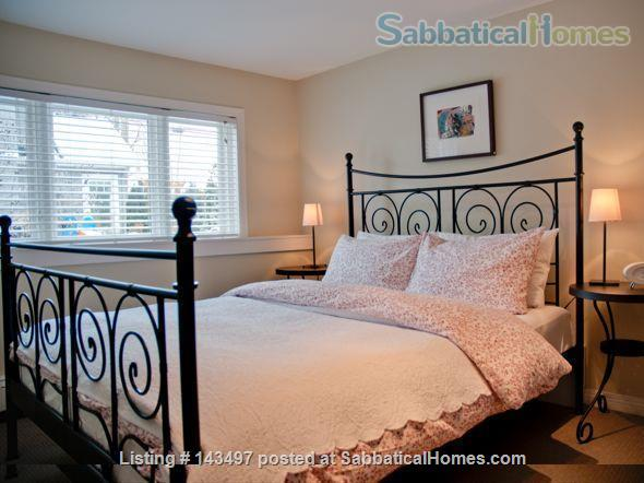 2 bedroom garden suite in Kitsilano, near UBC Home Rental in Vancouver 5