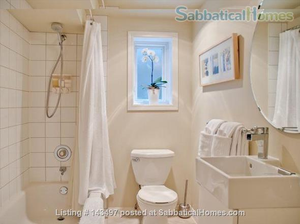 2 bedroom garden suite in Kitsilano, near UBC Home Rental in Vancouver, British Columbia, Canada 7